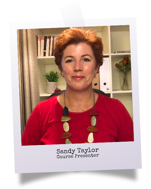 Sandy Taylor The Small Business Marketing Coach
